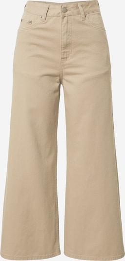 Dr. Denim Jeans 'Aiko' i beige, Produktvisning
