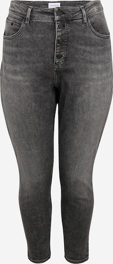 Calvin Klein Jeans Curve Jean en gris denim, Vue avec produit