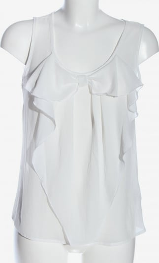 Forever ärmellose Bluse in M in weiß, Produktansicht