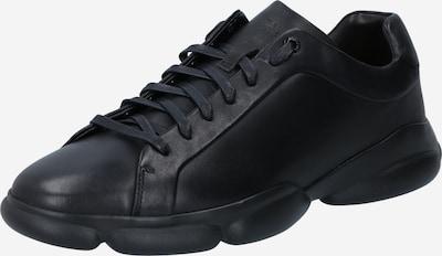 Sneaker low BOSS Casual pe negru, Vizualizare produs