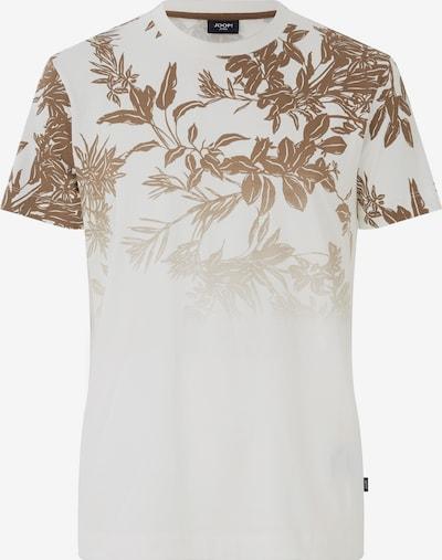 JOOP! Jeans T-Shirt 'Alaron' in weiß, Produktansicht