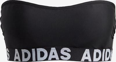 ADIDAS PERFORMANCE Bandeaubikinitop in schwarz / weiß, Produktansicht