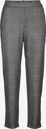 VERO MODA Pants 'MAYA' in Grey / Black / White, Item view