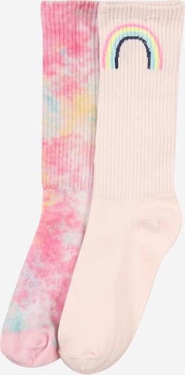 GAP Calcetines en rosa / rosa pastel, Vista del producto