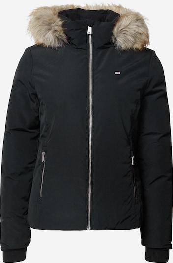 Tommy Jeans Зимно яке в черно, Преглед на продукта