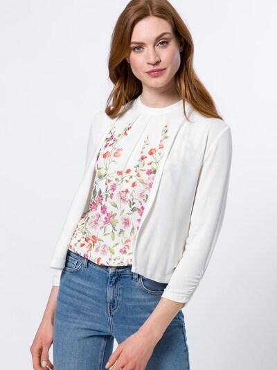 zero Blazer in weiß, Modelansicht