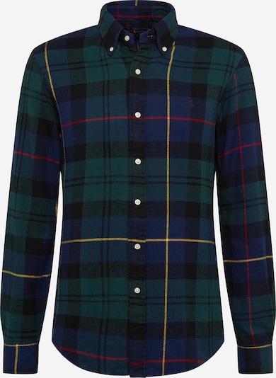 POLO RALPH LAUREN Hemd in navy / grün, Produktansicht
