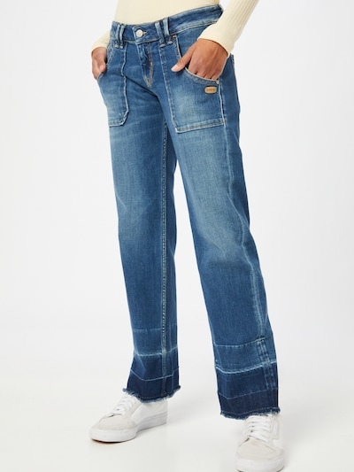 Gang Traperice 'LEONIE' u plavi traper, Prikaz modela
