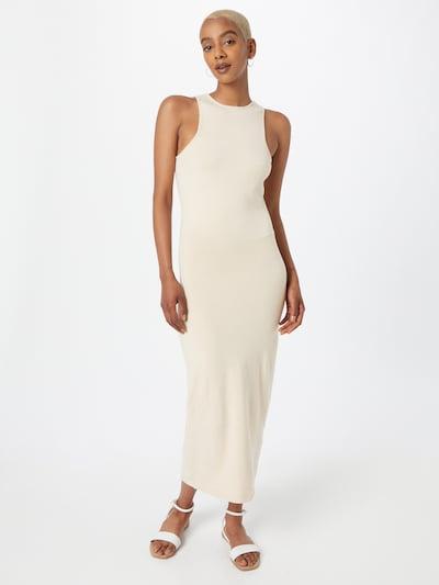 NA-KD Kleid 'Chloé' in champagner, Modelansicht