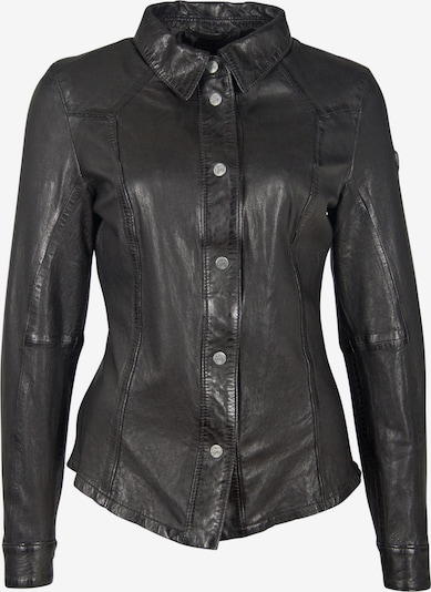 Gipsy Jacke in schwarz, Produktansicht