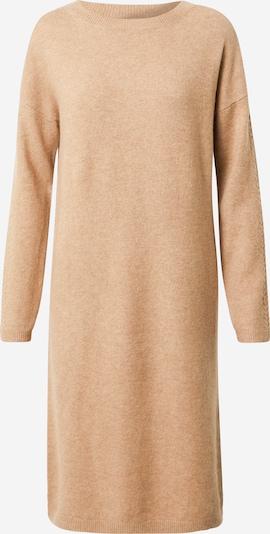 s.Oliver Gebreide jurk in de kleur Sand, Productweergave