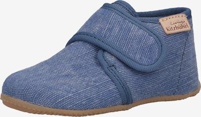 Living Kitzbühel Huisschoenen in de kleur Blauw, Productweergave