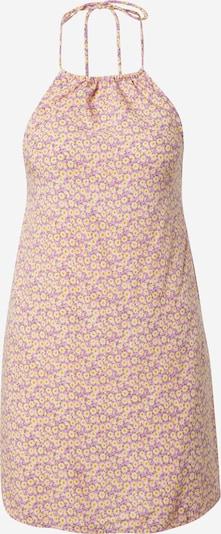 Motel Καλοκαιρινό φόρεμα 'VALKYRIE' σε χρυσοκίτρινο / ανοικτό κίτρινο / σκούρο πράσινο / λεβάντα, Άποψη προϊόντος
