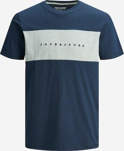 JACK & JONES Shirt in Blue / Light grey / Black, Item view