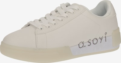 a.soyi Sneaker in creme, Produktansicht