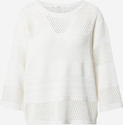 ESPRIT Pullover in offwhite, Produktansicht