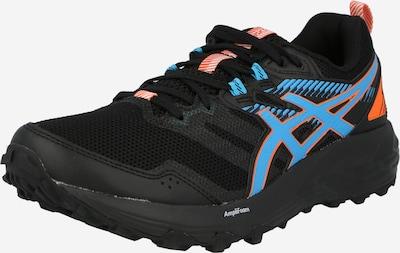 ASICS Chaussure de course 'Gel-Sonoma 6' en bleu / orange / noir, Vue avec produit