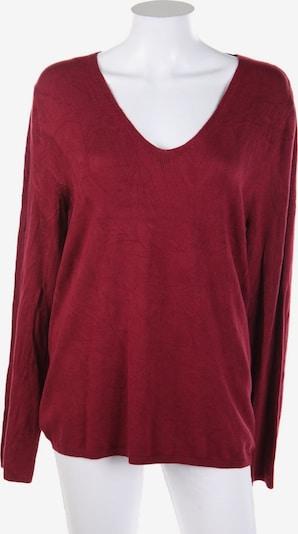 s.Oliver BLACK LABEL Pullover in XXXL in burgunder, Produktansicht