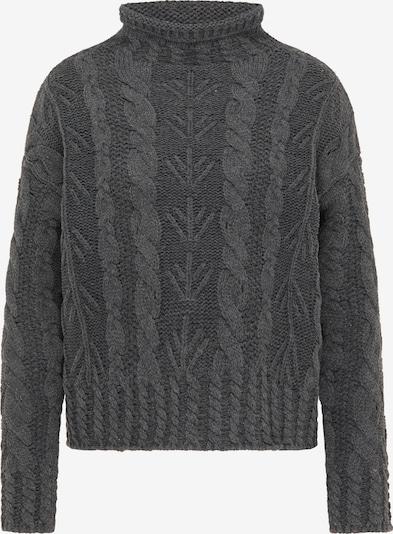 MYMO Pullover in dunkelgrau, Produktansicht