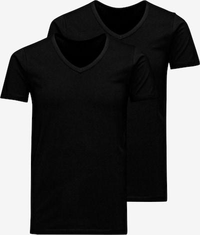 JACK & JONES Shirt in de kleur Zwart, Productweergave