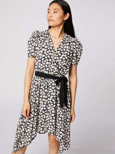 Morgan Kleid '211-RLOLA.F' in gelb / schwarz / weiß, Modelansicht
