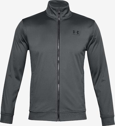 UNDER ARMOUR Sportjas in de kleur Donkergrijs, Productweergave