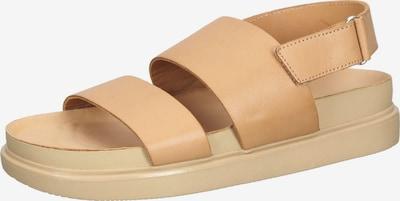 VAGABOND SHOEMAKERS Sandalen in braun / hellbraun, Produktansicht