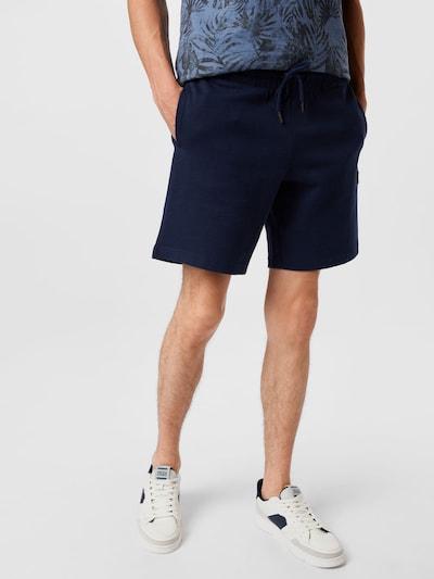 Pantaloni JACK & JONES pe bleumarin, Vizualizare model