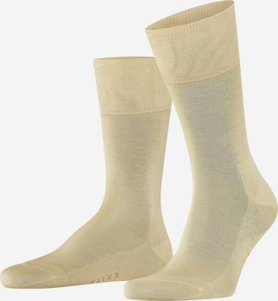 FALKE Socken 'Tiago' in hellbeige, Produktansicht
