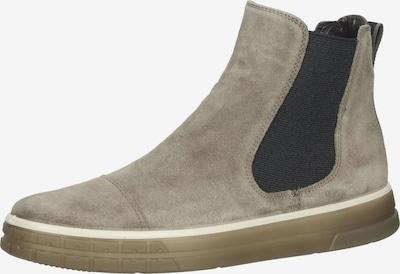 ARA Chelsea Boots in taupe / schwarz, Produktansicht