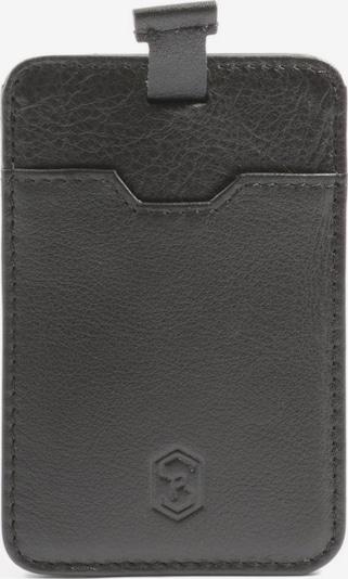 UNBEKANNT Kartenetui in One Size in schwarz, Produktansicht