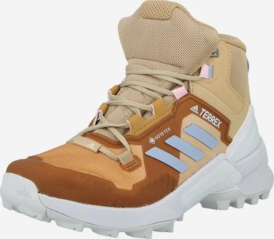 ADIDAS PERFORMANCE Boots en beige / bleu / marron / blanc, Vue avec produit