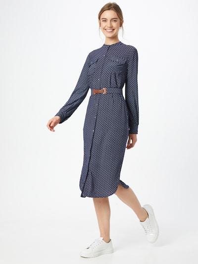 Lauren Ralph Lauren Obleka | mornarska / bela barva: Frontalni pogled