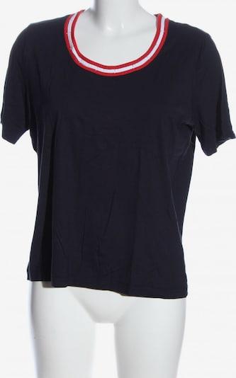 Hauber T-Shirt in XL in blau / rot / weiß, Produktansicht