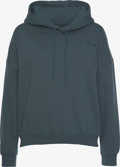 BRUNOTTI Sweatshirt 'Donna' en pétrole, Vue avec produit