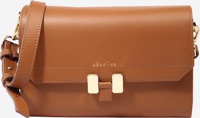 Borsa a tracolla 'Lilia' Maison Hēroïne di colore marrone chiaro, Visualizzazione prodotti