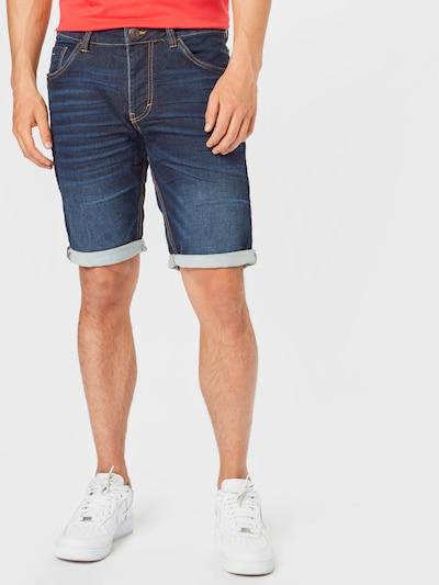 TOM TAILOR Jeans in de kleur Blauw, Modelweergave