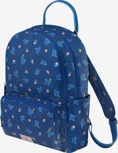 Cath Kidston Sac à dos en bleu marine / mélange de couleurs, Vue avec produit