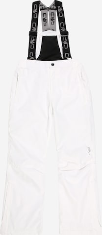 CMP Skihose in Weiß