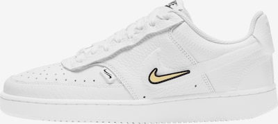 Nike Sportswear Sneaker in gelb / schwarz / weiß, Produktansicht