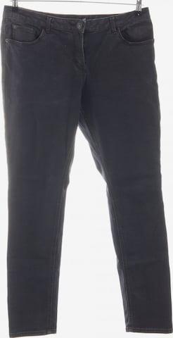 zero Straight-Leg Jeans in 32-33 in Schwarz