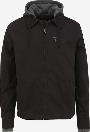 BILLABONG Between-season jacket in mottled grey / Black, Item view