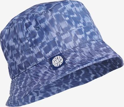 Superdry Hoed in de kleur Lichtblauw / Donkerblauw, Productweergave
