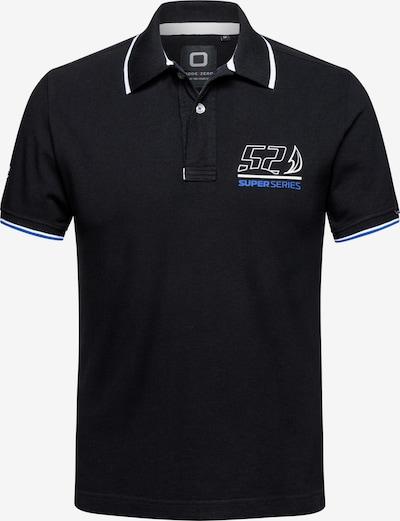 CODE-ZERO Shirt in de kleur Zwart: Vooraanzicht