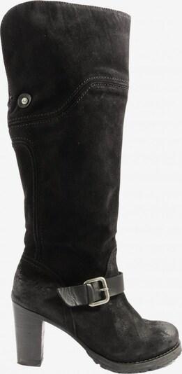 SANSIBAR High Heel Stiefel in 38 in schwarz, Produktansicht
