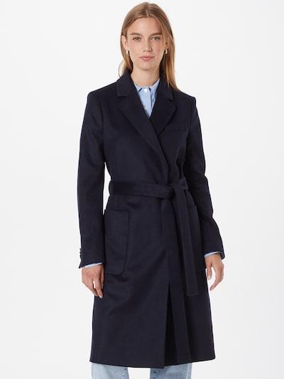 Palton de primăvară-toamnă 'RIMINI' Tiger of Sweden pe negru, Vizualizare model