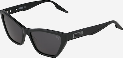 PUMA Solglasögon i svart, Produktvy