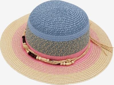 Pălărie MAXIMO pe albastru / galben / roz, Vizualizare produs