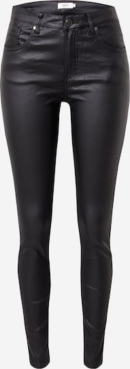 b.young Pantalon en noir, Vue avec produit