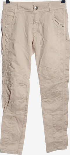 O.JACKY Stoffhose in M in creme, Produktansicht